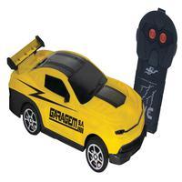 Veiculo Spark - 3 Func - Pilhas - Amarelo/preto