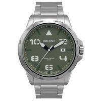 Relógio Orient Masculino Esportivo 50 Metros Mbss1195a E2sx'