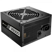 Fonte Corsair Vs500 Atx 500w 80 Plus White C/ Cabo