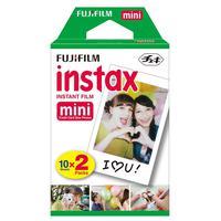 Filme Instantâneo Fujifilm Instax Borda Branca Com 20 Poses