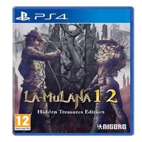 La-mulana 1 & 2 Hidden Treasures Edition - Ps4
