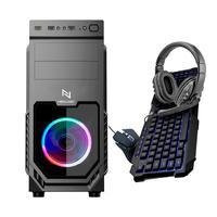 Kit - Pc Gamer Neologic - Nli82763,  AMD Ryzen 5 5600G, 8GB (radeon Vega 7 Integrado) SSD, 120GB