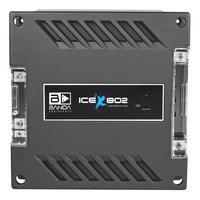 Modulo Amplificador Banda Ice X 802 800 Rms 2 Ohms 1 Canal
