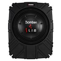 "Caixa Passiva Slim Selada Subwoofer 10"" 200 Watts Rms 4 Ohms Bobina Simples - Bomber"