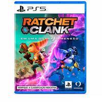 Jogo Ratchet & Clank: Em Uma Outra Dimensão Para Ps5