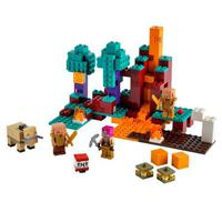 Lego® Minecraft - A Floresta Deformada - 21168