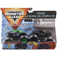 Monster Jam - Escala 1:64 -alien Invasion E Soldier Fortune