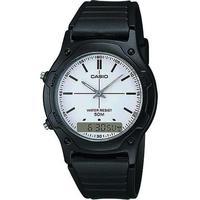 Relógio Casio Masculino Aw-49h-7evdf - Preto