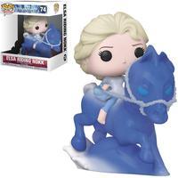 Funko Pop Disney Frozen Ii Elsa Riding Nokk 74