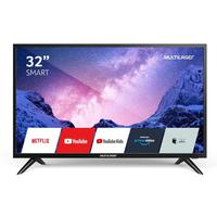 "Smart Tv Multilaser 32"" Hd Lcd Wi-fi Usb Hdmi Com Conversor Digital - Tl031"