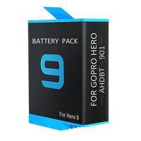 Bateria para GoPro Hero 9 e Hero 10 Black - Shoot