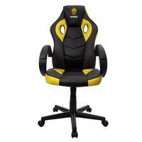 Cadeira Gamer Eg-901 Amarela - Evolut