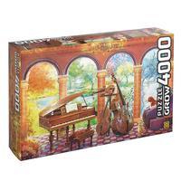 Quebra Cabeça 4000 Peças Vivaldi As Quatro Estacoes