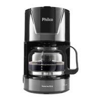 Cafeteira Pcf18t Titanium Inox ,18 Cafés - Philco