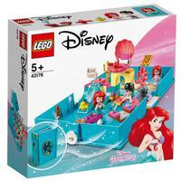 Lego Disney Princess - Aventuras Do Livro De Contos Da Ariel - 43176