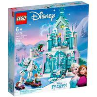 Lego Disney Princess - O Palácio De Gelo Mágico Da Elsa - 43172