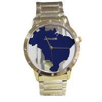 Relógio Feminino Lince Analógico Lrg4512l/d1kk - Dourado