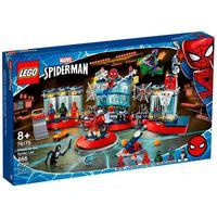 Lego Super Heroes Marvel - Ataque Ao Abrigo Do Homem Aranha - 76175