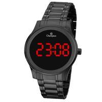 Relógio Unissex Champion Digital Ch48046d - Preto