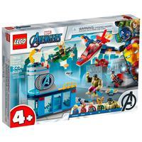 Lego Super Heroes Marvel - Vingadores: A Ira De Loki - 76152
