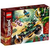 Lego Ninjago - Chopper Da Selva De Lloyd - 71745