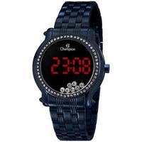 Relógio Feminino Champion Digital Ch48055a- Azul