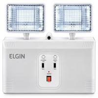 Luminária De Emergência 16w Led 2000 Lumens - Elgin 48lem2kl0000