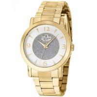 Relógio Feminino Champion Analógico Cn25136h - Dourado