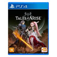 Jogo Tales Of Arise Ps4