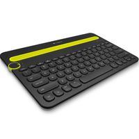 Teclado Sem Fio Logitech K480, Bluetooth, Multi-device, US - 920-006348