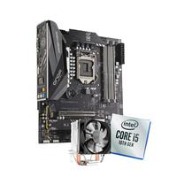 Kit Upgrade Com Placa Mãe Z490 Processador I5 10400f 10º Geração Cooler