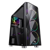 Pc Gamer Start Nli83008 Amd Ryzen 7 5700g 16gb vega 8 Integrado Ssd 240gb 500w 80 Plus