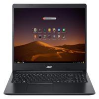 Notebook Acer Aspire Dual Core N4000, Memória De 4GB, SSD 240GB, 15.6 Polegadas, Windows 10