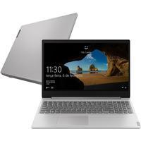 Notebook Lenovo Ultrafino Ideapad S145, Dual Core N4000, Memória 4GB, SSD 128GB + HD500GB, Windows 10