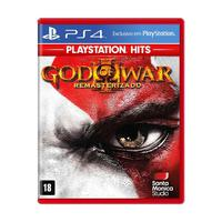 Jogo God Of War III: Remasterizado - Ps4