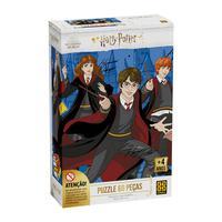 Puzzle 60 Peças Harry Potter