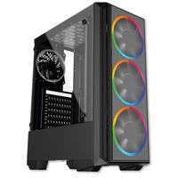 Pc Gamer Amd Ryzen 3 (placa De Vídeo Radeon Vega 8) 8gb Ddr4 Ssd 480gb 500w Skill Cool