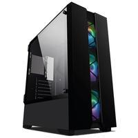 Pc Gamer Intel  Geração 10, Core I5 10400f, Radeon Rx 550 4gb, 8gb Ddr4 3000mhz, Ssd 480gb, 500w 80 Plus, Skill Extreme
