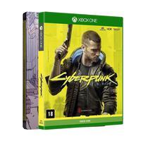 Jogo Cyberpunk 2077 steelbook Edition - Xbox One