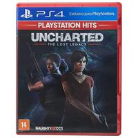 Jogo Uncharted The Lost Legacy Hits Ps4