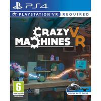 Crazy Machines (vr) - Ps4