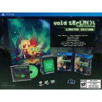 Void Trrlm // Void Terrarium Limited Edition - Ps4