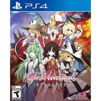 Touhou Genso Wanderer Reloaded - Ps4