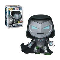Boneco Infamous Iron Man 677 Marvel glows In The Dark Special Edition - Funko Pop