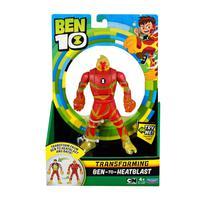 Mini Figuras Transformáveis - Ben 10 - Ben Em Chama - Sunny