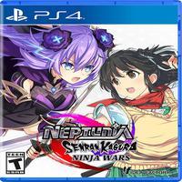 Neptunia X Senran Kagura: Ninja Wars - Ps4