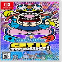 Wario Ware Get It Together  - Switch