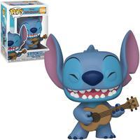 Funko Pop Disney Lilo & Stitch Stitch With Ukulele 1044