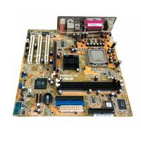 Placa Mae Intel 775 Sis661fx 2xddr1 2gb Vga/db25f Celeron D P5s800-vm Asus