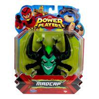 Figura Articulada - 12cm - Power Players - Madcap - Sunny